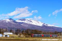 日本百名山「浅間山」