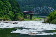夏の架け橋