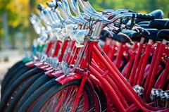 自転車の秋