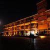 月明かり@赤煉瓦倉庫