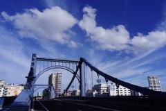 清州橋ブルー