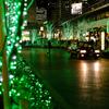 グリーンライトアップ