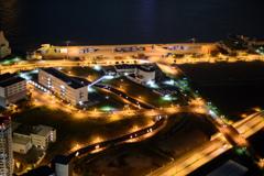 Osaka Nanko Night view #1
