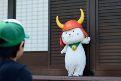 彦根城築城410年祭×ブルーインパルス #6