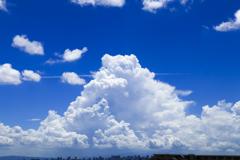 真白き雲...1