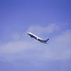 雲と飛行機...1