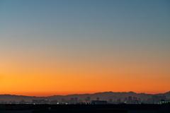 日の出前...1