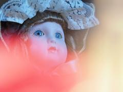 青い目をしたお人形♪