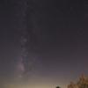 木曽の夜空