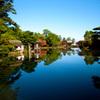 日本三名園の秋