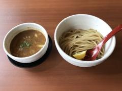 昼食  つけ麺