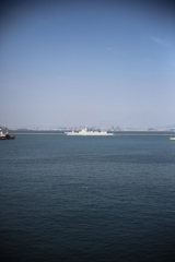 中国駆逐艦