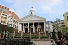 厦門旅行記 其の10・・・街中のキリスト教教会