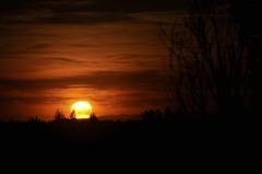 サクラメントの夕日