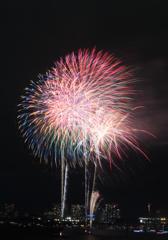 最後の東京湾大華火祭