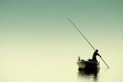ninjinの松江百景 蜆漁 宍道湖
