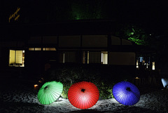 ninjinの松江百景 水灯路1