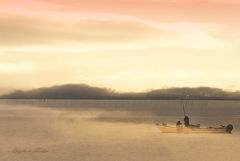 ninjinの松江百景 宍道湖しじみ漁4