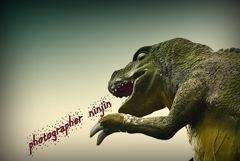 ninjinの伯耆の国散歩 恐竜王国 1