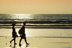 ninjinのバリ島散歩 観光客2