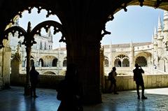 イベリヤ半島の旅 ジェロニモス修道院 リスボン 3
