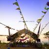 Camp in パサール満月海岸