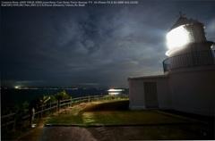 Mr.a-kichi  and lighthouse☆