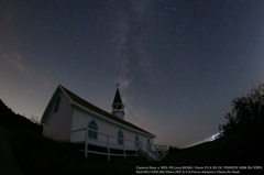 Milky Way and the Church☆
