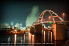Bridge of industrial complex☆