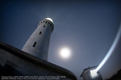 The moon lighthouse☆