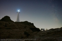 Lighthouse and Yanmar☆