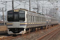 総武線E217系
