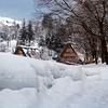 厳冬期の白川郷 DSC01795zz