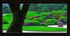 切取られた庭園 IMGP4974zz