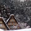 厳冬期の白川郷 DSC01793