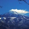 風強き蓼科山 IMGP7055z