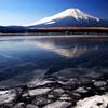 山中湖(逆さ富士) IMGP1847zz