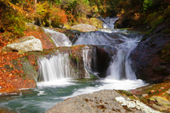 おしどり隠しの滝 IMGP3008