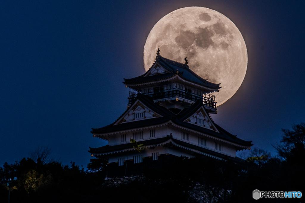 そろそろ満月