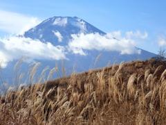 石割山ハイキングコース