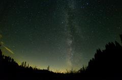 晩夏の宇宙