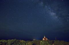 Star-spangled night