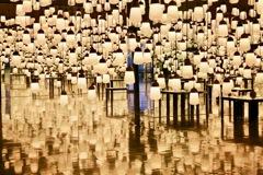 光が呼応するランプの世界 イエロー