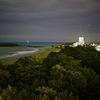 夜の青島ビーチ