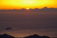 熊野灘 夜明け