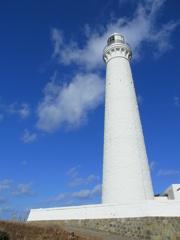 島根スカイツリー?いいえ、出雲日御碕灯台です。