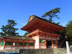 日御碕神社。