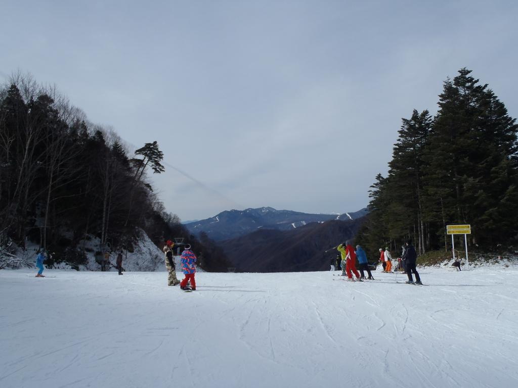 丸沼高原スキー場part1