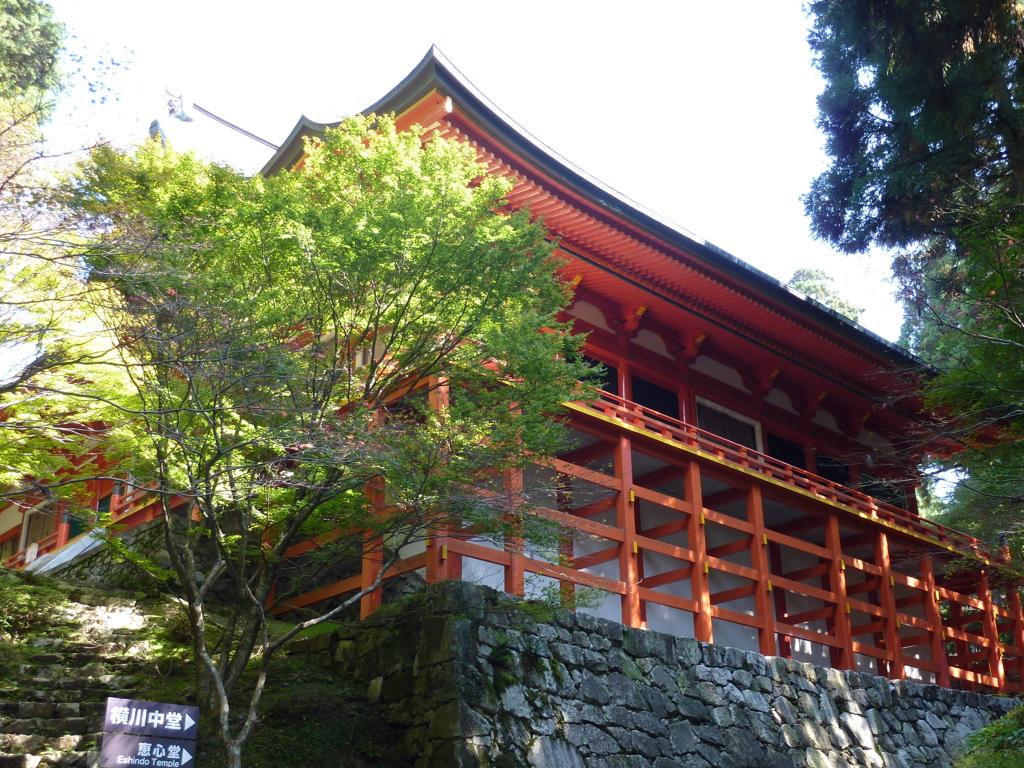 比叡山横川中堂