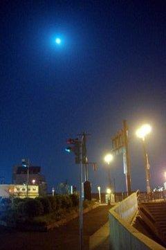 広瀬川夜景3 K-x